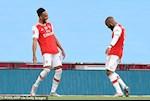 Cham diem Arsenal 2-0 Man City: Aubameyang va Luiz ruc sang