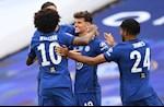 Video tong hop: MU 1-3 Chelsea (FA Cup 2019/20)