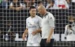 HLV Zidane chinh thuc len tieng ve tuong lai Luka Jovic