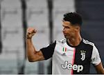Lap cu dup truoc Lazio, Cristiano Ronaldo sap chinh phuc ky luc co mot khong hai