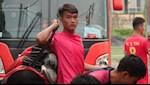 Bau vat U19 Viet Nam noi gi khi lua chon doi dau bang V-League lam ben do?