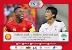 Thanh Hoa vs HAGL link xem truc tiep bong da V-League 2020 chieu nay