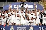 Real Madrid du suc quat nga Man City ma khong can Ronaldo