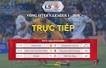 Truc tiep V.League 2020 hom nay 23/7 (link xem VTV, VTC, BDTV)