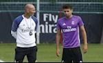 Con trai HLV Zidane phai bat bai khoi Real Madrid