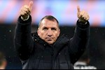 """Rodgers: """"Leicester muon du Champions League, nhung MU thi…"""""""
