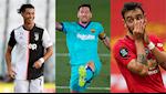 Bruno Fernandes xuat sac nhat NHA, chi xep sau Messi va Ronaldo o chau Au