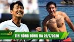 TIN NONG BONG DA 28/7| Van Hau co thanh cong tai Ha Lan? Son Heung Min gianh giai ban thang dep nhat