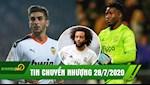 TIN CHUYEN NHUONG 28/7 | Chelsea tim thay nguoi nhen moi, Juventus vung tien mua Marcelo