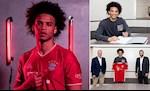 Luong cua Leroy Sane o Bayern: Gap doi Van Dijk, Maguire va Aguero