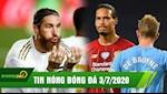 TIN NONG BONG DA 3/7 | Man City vui dap DKVD 4 ban khong go | Ramos hoa nguoi hung, Real sap vo dich