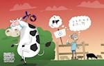 Biem hoa: Ibrahimovic giong nhu ruou vang, Messi hoa quai vat