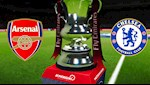 Lich thi dau Arsenal vs Chelsea dem nay 1/8/2020 may gio da? kenh nao?