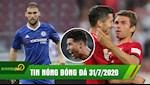 TIN NONG BONG DA 31/7 | Muller cay cu vi Lewandowski mat Giay vang, Ivanovic bi hacker VN lay Facebook