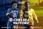 Chelsea 3-0 Watford: Bat nat ke yeu, The Blues bao ve vi tri thu 4 tren BXH