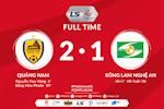 Video tong hop: Quang Nam 2-1 SLNA (Vong 8 V-League 2020)