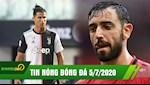 TIN NONG BONG DA 5/7: Ronaldo sut phat thanh ban dang cap, MU tiep tuc thang hoa