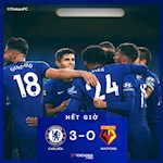 Link xem video bong da Chelsea vs Watford 3-0 rang sang nay