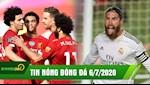 TIN NONG BONG DA 6/7: Ramos toa sang dua Real den gan chuc vo dich,  Liverpool thuc tinh tro lai mach chien thang