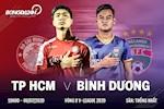 TPHCM 1-2 Binh Duong (KT): Cong Phuong ghi ban, TPHCM van thua dau tren san nha