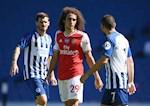 Soc: Cau thu nguoi Phap bi Mikel Arteta duỏi khỏi dọi mọt Arsenal
