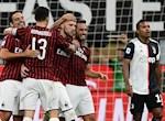 AC Milan 4-2 Juventus: Ghi 3 ban/5 phut, Rossoneri thang nguoc kho tin