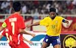 Ngay nay nam xua: Bong da Viet Nam cham tran Olympic Brazil cua Ronaldinho