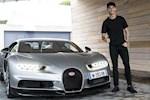Chua hai long voi du thuyen, Ronaldo chi so tien sieu khung mua sieu xe