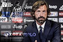 Andrea Pirlo: Canh bac cua Juventus