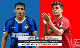 Lukaku suyt lap hattrick, Inter Milan vao ban ket Europa League 2019/20
