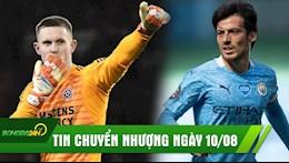 TIN CHUYEN NHUONG 10/8 |  Nguoi thay the De Gea duoc tang luong gap 5 , David Silva ky voi Lazio