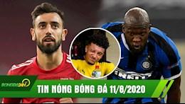 TIN NONG BONG DA 11/8 | Bruno toa sang, MU thang nhoc | Lukaku giup Inter vao ban ket Europa League