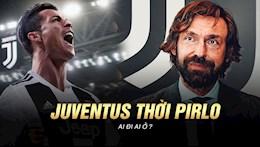 VIDEO: Doi hinh Juventus thoi Andrea Pirlo: Ai ra di, ai o lai va ai se den?