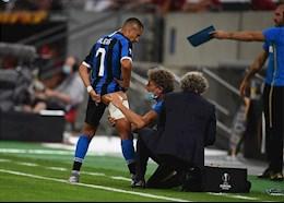Inter Milan cap nhat tinh hinh chan thuong cua Alexis Sanchez