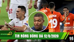 TIN NONG BONG DA 12/8: Ha Wolves, Sevilla thach thuc MU o ban ket; Mbappe, Messi sung suc tro lai