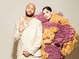 Neymar và bạn gái xuất hiện đẳng cấp trên bìa tạp trí Bazaar