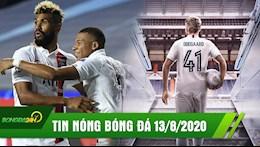 TIN NONG BONG DA 13/8 | Nguoi thua giup PSG vao ban ket C1 | 'Than dong' Odegaard tro lai Madrid