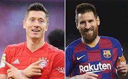 Lewandowski phi thuong nhung Messi den tu hanh tinh khac
