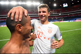 VIDEO: Thomas Muller: So voi tran Duc 7-1 Brazil, Bayern ap dao hon nhieu