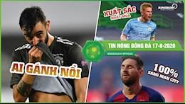 TIN NONG BONG DA 17/8: Phung phi co hoi, MU thua nguoc Sevilla; De Bruyne duoc vinh danh xung dang
