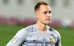Thua soc Bayern chua lau, Barca nhan tin khong vui tu tru cot
