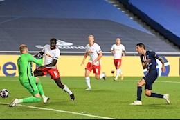 Nhung con so kho tin ve man trinh dien cua Di Maria truoc RB Leipzig