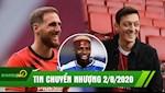 TIN CHUYEN NHUONG 2/8 | Ozil quyet bam tru huong luong khung; Chelsea cheo keo Messi noi khung go