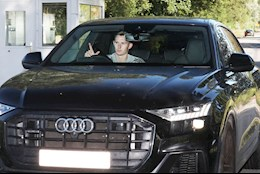 "Noi khiep so cua De Gea ""cuoi"" Audi toi san tap MU"