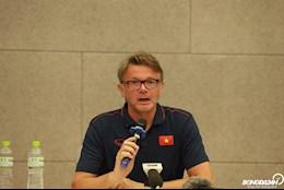 HLV U19 Viet Nam duoc LDBD Nhat Ban ton vinh