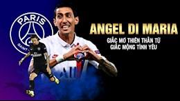 VIDEO: Angel Di Maria: Tu noi ho then o United toi giac mo vo dich Champions League