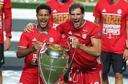 VIDEO: Vo dich Champions League, Gnabry ca ngoi tinh than tap the cua Bayern