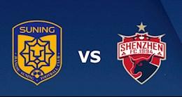 Nhan dinh bong da Jiangsu Suning vs Shenzhen 19h00 ngay 24/8 (VDQG Trung Quoc 2020)