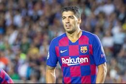 NONG: Barca dong y cham dut hop dong voi Luis Suarez