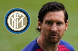 """Zanetti phán xanh rờn: """"Inter chưa bao giờ tính mua Messi!"""""""